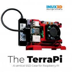 RaspberryPi Case with SSD...